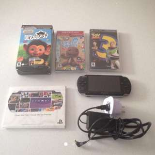 PSP PlayStation