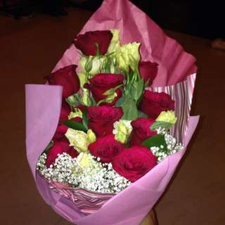 Selling Cheap!! Last minute Bouquet for Valentine's Day