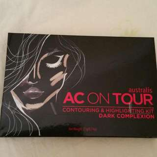 Ac On Tour DARK COMPLEXTION
