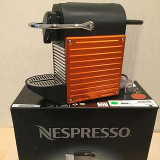 REDUCED!!! Nespresso Pixie