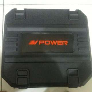 MPOWER 18V 充電式震動電鑽組