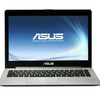 "[Used] Asus 14"" VivoBook S400CA Notebook/Laptop"