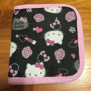 Authentic Hello Kitty Wallet Purse Travel