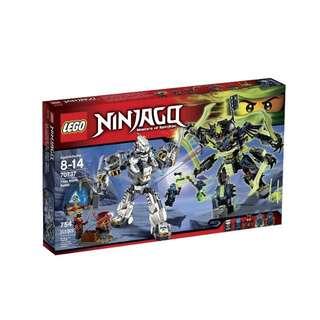 Lego Ninjago 70737 Ninjago Titan Mech Battle