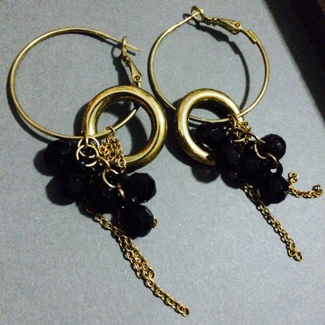 《全新》造型耳環