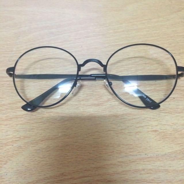 復古造型眼鏡