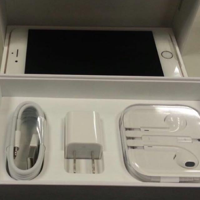 全新 iphone6s 64GB new 100 %