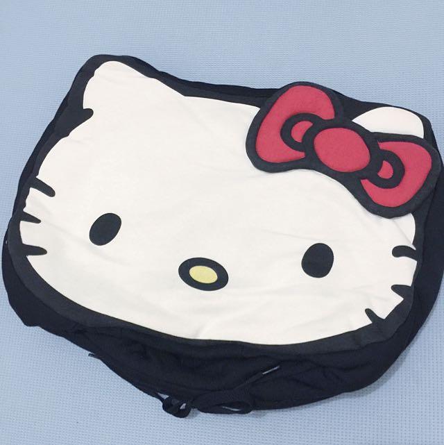 宇津木 mercibeaucoup b+ab hello kitty 帽T帽子