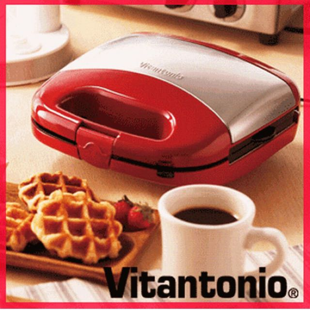 日本代購 鬆餅機Vitantonio VWH-20R