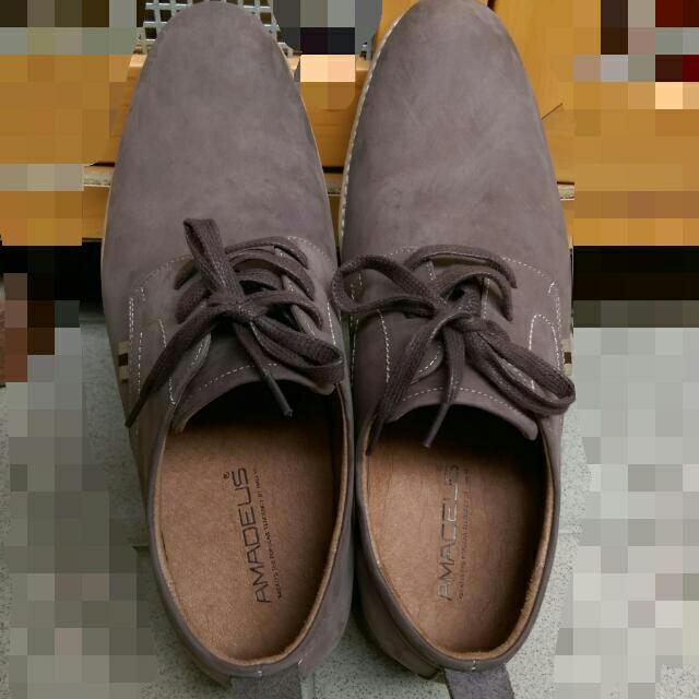 Amadeus*麂皮紳士休閒鞋
