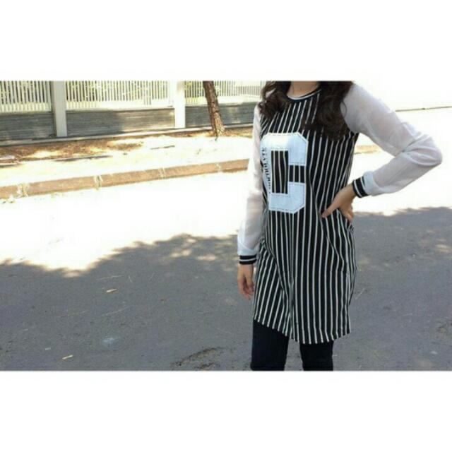 Blouse Stripes C