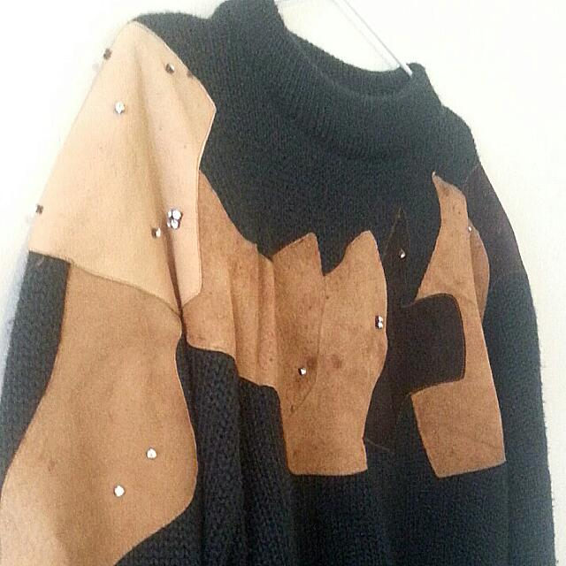 Cosy Knitted Jersey