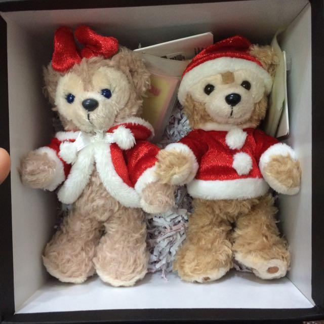 Duffy聖誕情侶款
