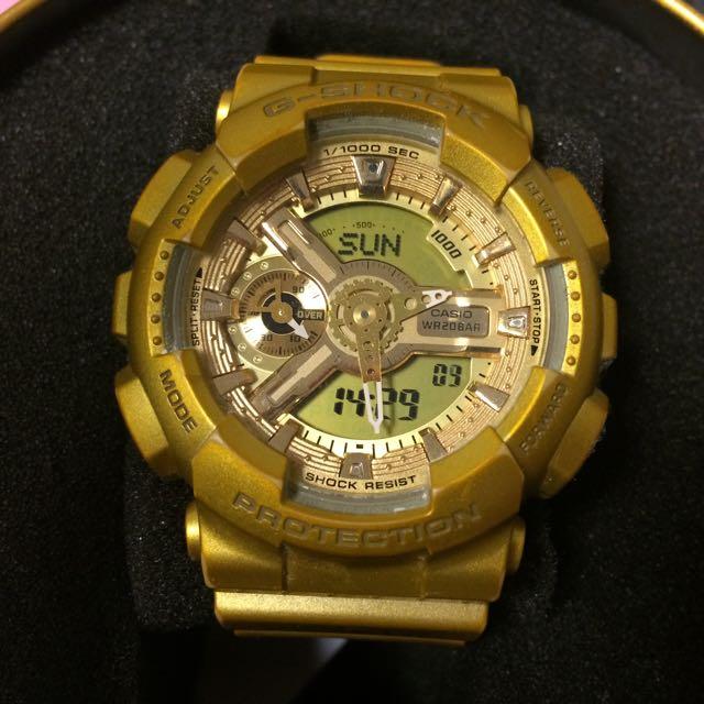 G-shock X Va$htie Kola 聯名款金錶
