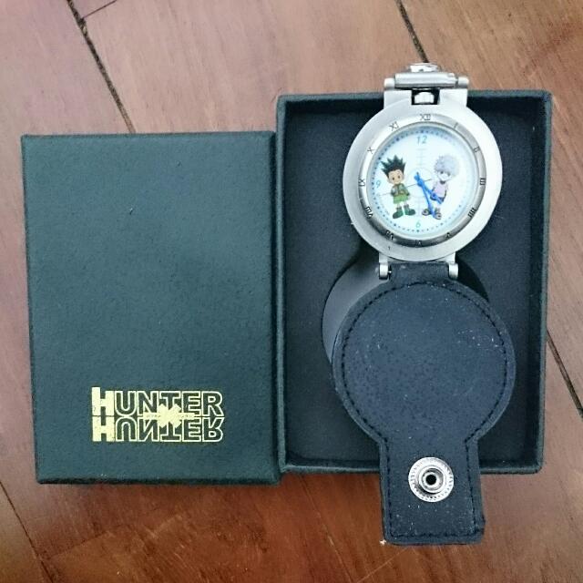HUNTER x HUNTER 懷錶