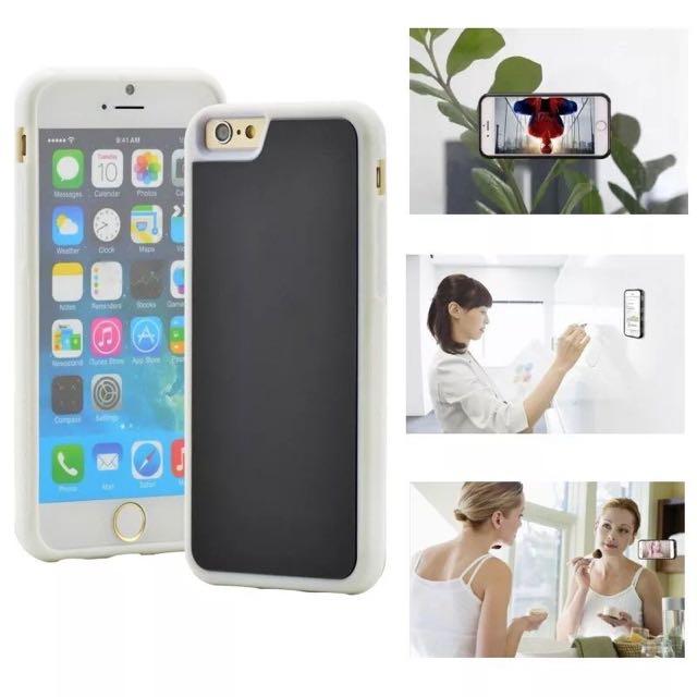 反重力i6白色手機殼(全新)
