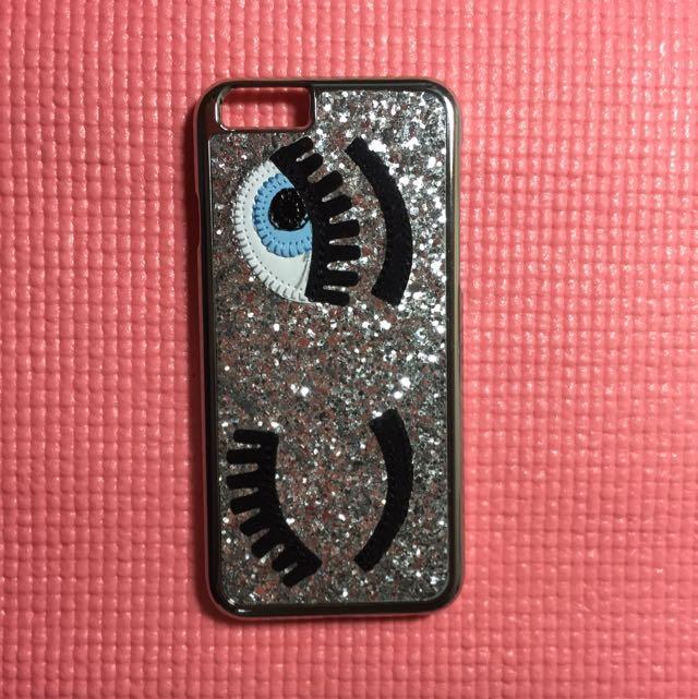 Iphone眨眼手機殼