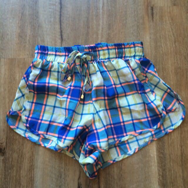 Mika And Gala Shorts