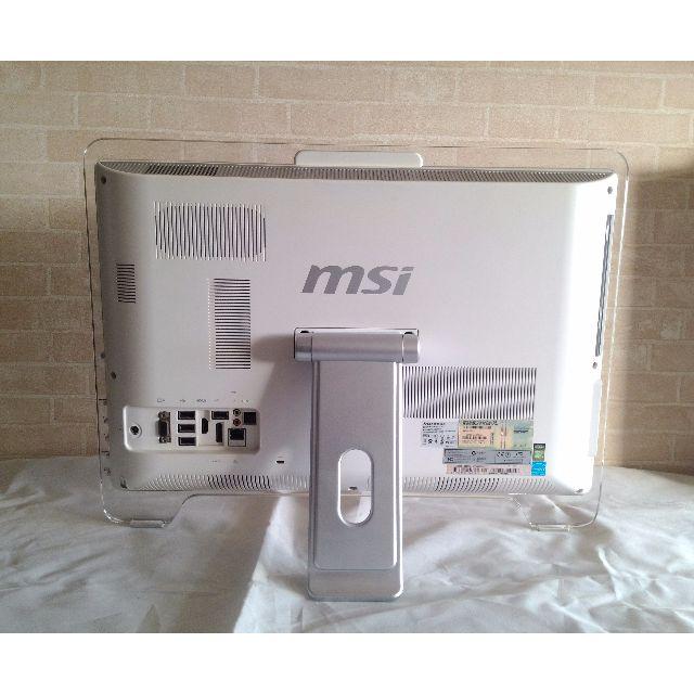 (可議唷!)Msi 二手 all in one PC 電腦 MS-aa1511