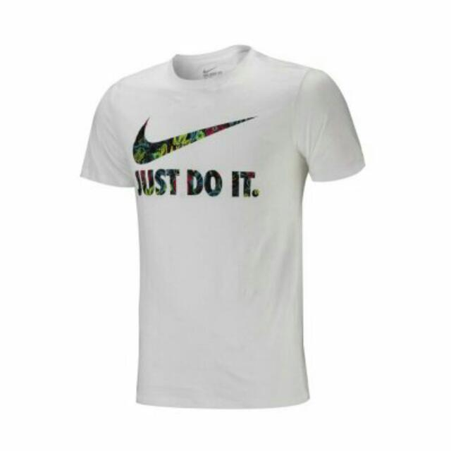 Nike花卉Tee