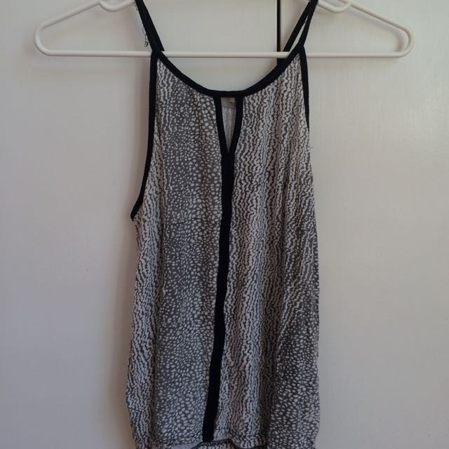 Patterned Cami