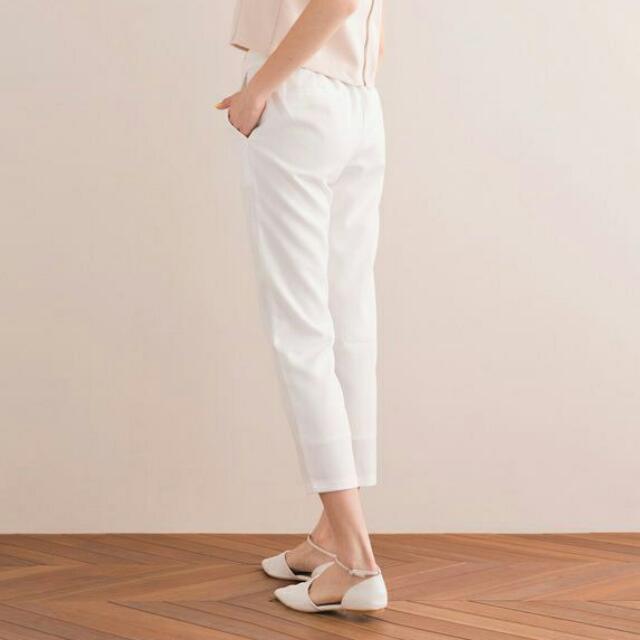 全新PAZZO白褲   Size:S