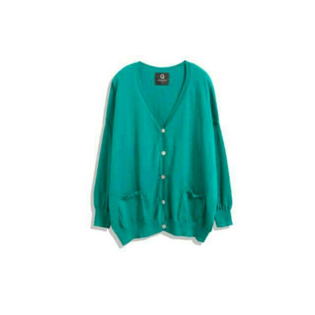 (降)Queen Shop春色針織外套