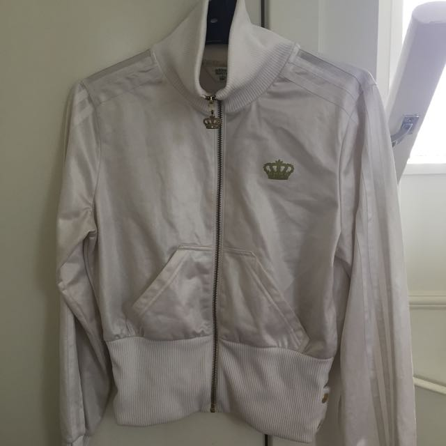 REDUCED TO $25 RARE Womens 'Respect Me' Adidas Jacket