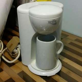 咖啡機連杯