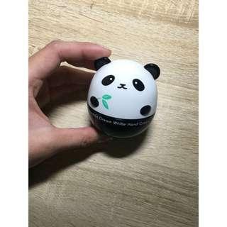 韓國熊貓護手霜