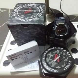 Authentic Gshock(reserved)