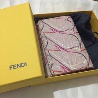FENDI 卡夾零錢包(保留)