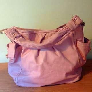 COACH Pink Bag 粉色肩背包