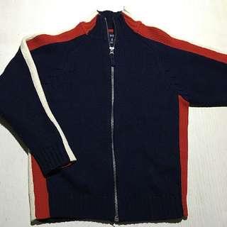 GAP-二手毛線外套(大童)