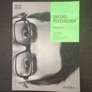 Oxford Psychology Units 3 & 4