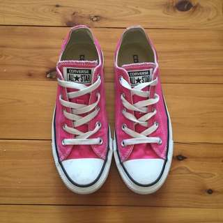 Converse All Star Low Pink AUTHENTIC