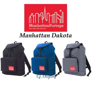 💯CJ - Manhattan Portage Dakota