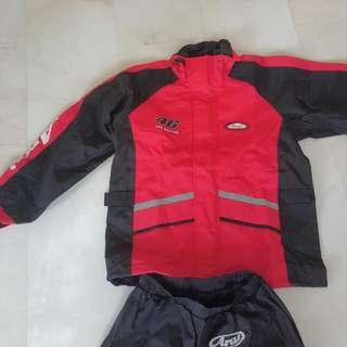 Raincoat Jacket Windbreaker