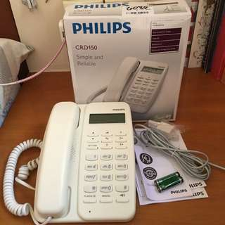 Corded Phone-philips