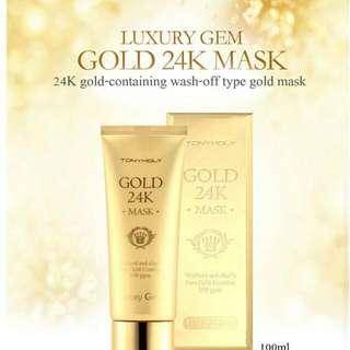 Gold 24k Mask From Tony Molly