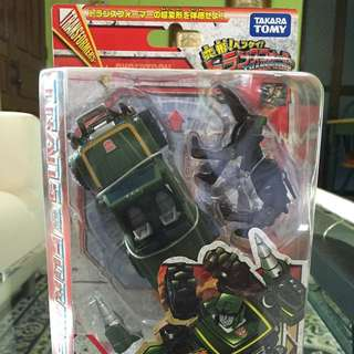 Transformers Henkei Hound And Ravage