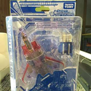 Transformers Henkei Ghost/Clear Starscream