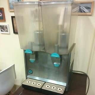 雙槽大公升 制冰 飲料機