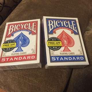 Bicycle 魔術牌