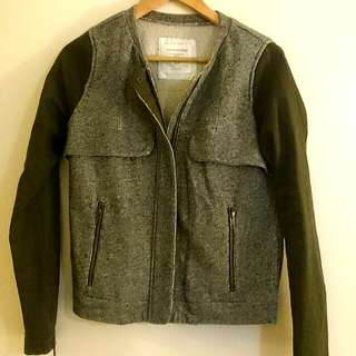 Country Road Two-Tone Jacket