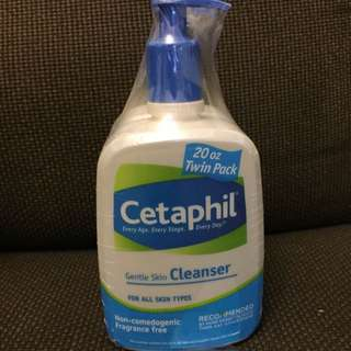 舒特膚溫和清潔乳Cetaphil Cleansing Lotion