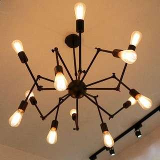 工業風質感吊燈