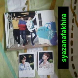 Infinite F Heartthrob (Sungjong & Sungyeol Pc)