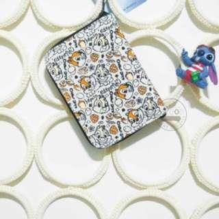 迪士尼 奇奇蒂蒂 護照夾(套) / 零錢包 / 名片夾/ 手機包
