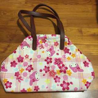 Handmade Melody Tote Shoulder Bag